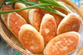Любима закуска от детството! Пирожки, които са готови за поднасяне само за 30 минути!