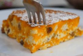 Дори тези, които не обичат тиква, ще се влюбят в този поразителен десерт!