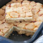 Такъв вкусен десерт не бях опитвала никога! А мозаечният му ефект го прави уникален!