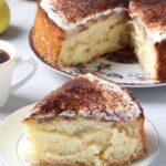 Режа 3 ябълки, поливам ги с тесто и пека несравнимо вкусен десерт!