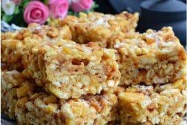 Чак-чак- вкусна ориенталска сладост с подчертан меден аромат. ВИЖ РЕЦЕПТАТА ТУК