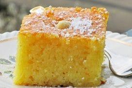 Алжирско реване един десерт, който задължително трябва да опитате! РЕЦЕПТАТА ТУК