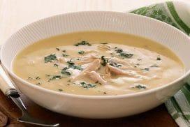 Сгряваща ароматна пилешка супа, от която една порция няма да ви стигне!