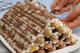 """Точно така, това е култовата торта """"Манастирска изба"""", само че приготвена БЕЗ ПЕЧЕНЕ"""