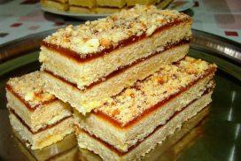 Чудо с 1 бурканче мармалад! Домашен десерт, който води до пристрастяване!
