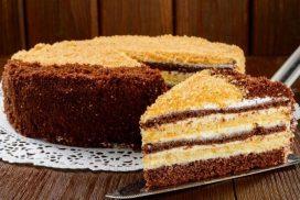 Тортата, приготвена по тази рецепта, ме плени веднага, защото не ми отнеме много време, а резултатът е зашеметяващ!