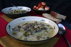 В сезона на агнешкото се насладете на една традиционна рецепта за супа от дреболийки!