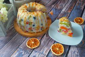 7 минути точно толкова отнема приготвянето на този въздушен десерт! Той ще бъде отличен завършек на всеки празничен обяд или вечеря!