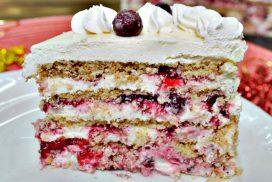 Вкусна торта БЕЗ ПЕЧКА, БРАШНО И БИСКВИТИ