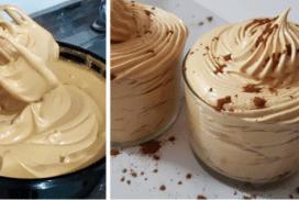 Разтапящ десерт за 2 минути: БЕЗ МАСКАРПОНЕ, СМЕТАНА ИЛИ ИЗВАРА