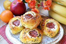 Божествени пълнени розички, които отварят апетита, дари и да не сте гладни!