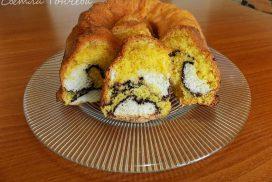 Ако искате да приготвите красив кекс, а не ви се губи много време в кухнята, то това е вашата РЕЦЕПТА!