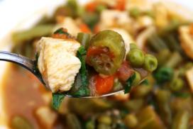 Тази вкусна яхния с много зелени зеленчуци е една от любимите ми, затова ето РЕЦЕПТАТА!