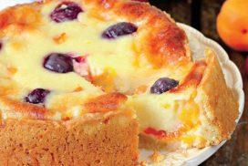 Ако имате под ръка кайсии и извара, пригответе си този топящ се в устата десерт! РЕЦЕПТАТА ТУК
