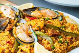 Паеля микс- неустоимо предложение от испанаската кухня