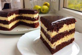 С всяка хапка все повече обиквам тази торта! РЕЦЕПТАТА ТУК